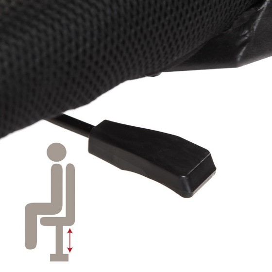 Radio SPC 4577N FM LCD Noir